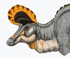 Lambeosaurus.